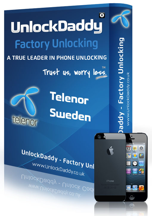 unlock-iphone-telenor-sweden-unlockdaddy
